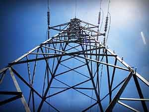 OSHA Electrical Standards prohibit workers getting too close to power lines.